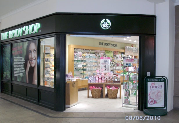 The Body Shop - Westmorland Shopping Centre